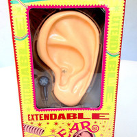 Universal Studios Wizarding World Harry Potter Extendable Ear Toy New With Box