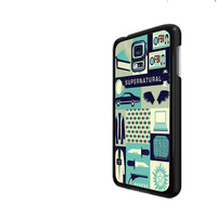 Supernatural Collage Art Samsung Galaxy S3 S4 S5 Cases