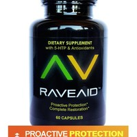 RaveAid Dietary Supplement : Protect and Restore