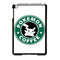 Pokemon Coffee iPad Mini Case