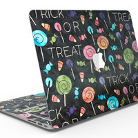 Trick or Treat Candy Pattern - MacBook Air Skin Kit
