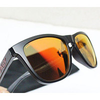mieniwe? Cheap NEW Oakley Sunglasses FROGSKINS (ASIA FIT) Matte Black PRIZM RUBY OO9245-6354