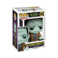 Herman Munster The Munsters POP! Television #196 Vinyl Figure