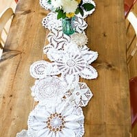 Craft / All things doily... oh how I love thee.