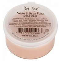 Ben Nye Nose and Scar Wax 2.oz FAIR