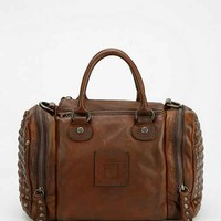 Frye Brooke Studded Duffle Bag- Brown One