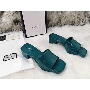 Gucci Women Casual Shoes Boots fashionable casual leather12