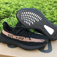 Adidas Yeezy 350 Boost V2 Black Tong 40---46