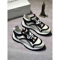 Givenchy  Men Fashion Boots fashionable Casual leather Breathable Sneakers Running Shoes01GH