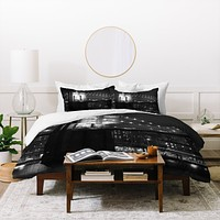 Leonidas Oxby Brooklyn Bridge 125 Duvet Cover