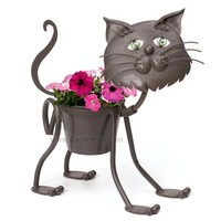 The Stray Cat Planter