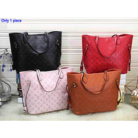 LV  hot seller of women's floating pattern single-shoulder bag