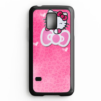 Cute Hello Kitty Galaxy S5 Mini Case