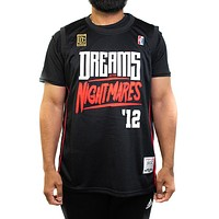 Dreams And Nightmares Basketball Jersey