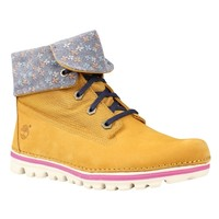 Timberland - Women's Earthkeepers® Brookton Canvas Roll-Top Boots