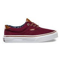 Vans Era 59(T&L)Windsor Wine/Plus