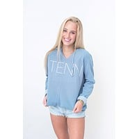 TENN Blue Sweatshirt
