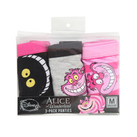 Disney Alice In Wonderland Cheshire Cat Panty Set