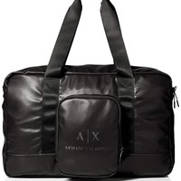 Armani Exchange Logo Duffle Bag Accessory