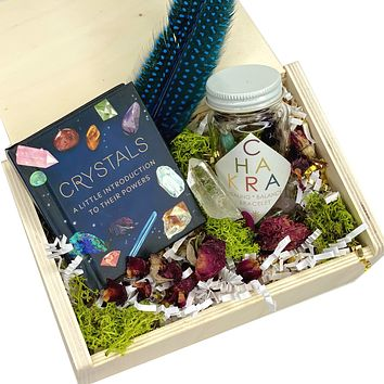 Crystal Connection Gift Box