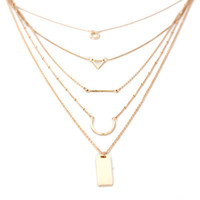 2016 Trending Fashion Stylish Classy Best Gift for Lovers Birthday Anniversary Valentines Christmas  Summer Necklace Collarbone Chain _ 8563