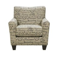 Typo Chateau Accent Chair