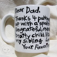Dad Mug - Funny Gift for Father's Day