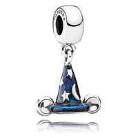 Mickey Mouse ''Mickey's Sorcerer's Hat'' Charm by PANDORA