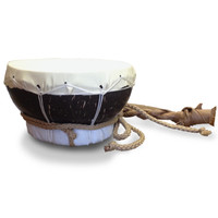 Hawaiian Puniu - Coconut Knee Drum