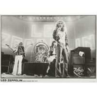 Led Zeppelin Import Poster