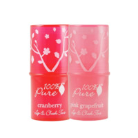 Fruit Pigmented Lip & Cheek Tint Duo: Cranberry + Grapefruit Glow