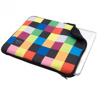 TSHIRT STORE Laptop Sleeve Color Squares 13.5 inch - Tshirt Store Online
