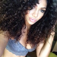 * Curly Beauties *