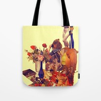Ch-Ch-Changes Tote Bag by Alayna H.