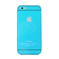 PROTECTIVE IPHONE CASE BLUE