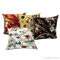 luxury  throw pillows pillowcase only for the pillow 18X18 vintage decorative covers
