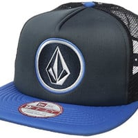 Volcom Men's Coast Cheese Hat, Free Blue, One Size