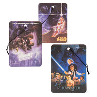 Star Wars Air Fresheners - Star Wars Movie Poster Auto Ai