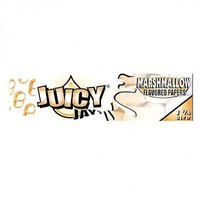 Juicy Jay's Marshmallow Regular Size Rolling Papers - Single Pack