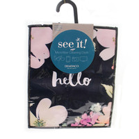 FLORAL HELLO MICROFIBER CLOTH Fabric Scratch Free Cleaning 1004250073