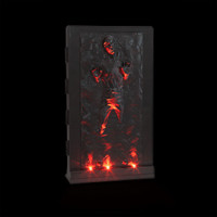 Han Solo in Carbonite 3D wall sculpture