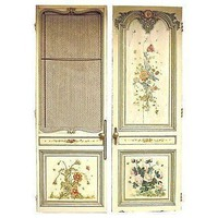 Pre-owned Antique French Salon Doors - A Pair