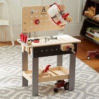 Personalized Woodwork Bench | Pottery Barn Kids