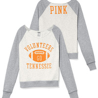 University of Tennessee Slouchy Crew - PINK - Victoria's Secret