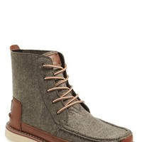 Men's TOMS 'Searcher' Moc Toe Boot