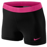"""Nike Pro 3"""" Compression Shorts - Women's at Eastbay"""