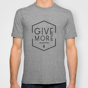 Men's Give More Tee