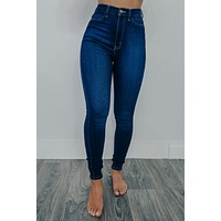 Only For You Jeans: Dark Denim