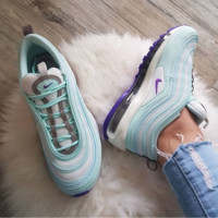 shosouvenir  NIKE AIR MAX 97 Mint Green Bullet Shoe Air Cushion Woman