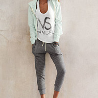 Crop Jogger - French Terry - Victoria's Secret
